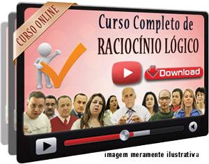 Curso Completo Raciocínio Lógico Videoaulas – Download