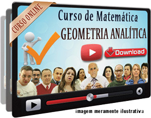 Videoaula Geometria Analítica – Parte 1 – Download