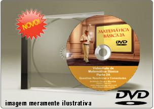 Videoaula Matemática Básica – Parte 2A – DVD