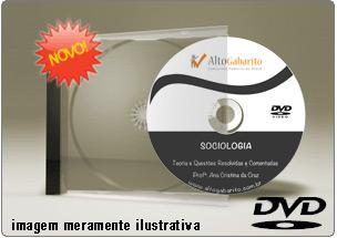 Videoaula de Sociologia – DVD