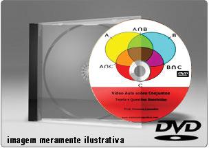 Videoaula sobre Conjuntos – DVD