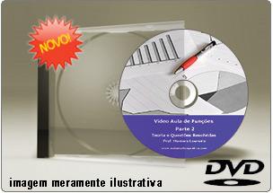 Videoaula de Funções – Parte 2 – DVD