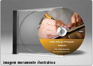 Videoaula de Redação – DVD