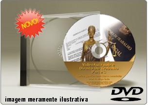 Videoaula de Direito do Trabalho Parte 3 – DVD