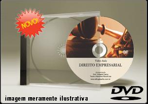 Videoaula de Direito Empresarial – Parte 1 – DVD