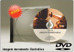 Videoaula de Direito Empresarial – Parte 2 – DVD