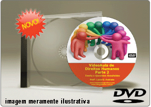 Videoaula de Direitos Humanos Parte 2 – DVD