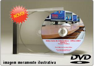 Videoaula Office 2007 – Parte 1 (WORD 2007) – DVD