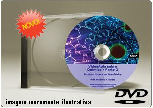 Videoaula sobre Química – Parte 2 – DVD