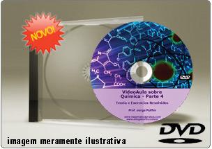 Videoaula sobre Química – Parte 4 – DVD
