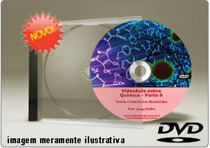 Videoaula sobre Química – Parte 6 – DVD