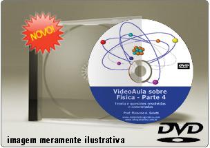 Videoaula sobre Física Parte 4 – DVD