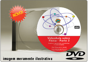 Videoaula sobre Física Parte 3 – DVD