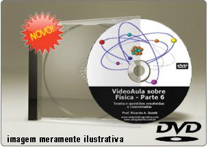 Videoaula sobre Física Parte 6 – DVD