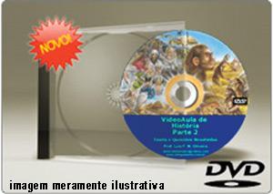 Videoaula de História do Brasil Parte 2 – DVD