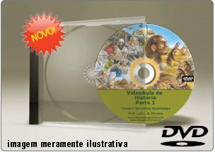 Videoaula de História Geral e do Brasil Parte 1 – DVD