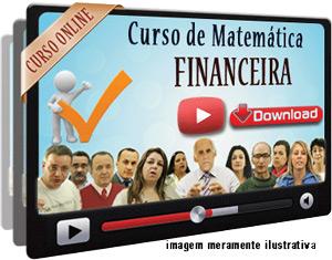 Videoaula Matemática Financeira – Parte 1A – Download
