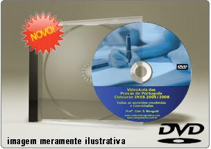 Videoaula das Provas de Português – Nível Médio – INSS 2005 – 2008