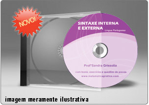 Apostila PDF Sintaxe Interna e Externa – Português – Download