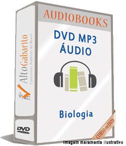 Audiobooks Aulas de Biologia – MP3 DVD