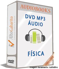 Audiobooks Aulas de Física – MP3 DVD
