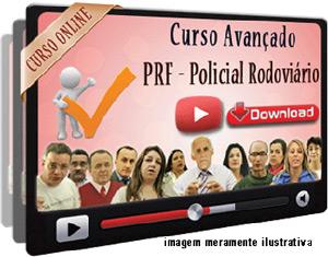 Curso Avançado Concurso PRF – Policial Rodoviário – Videoaulas Download
