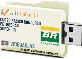 Curso Básico Concurso Petrobras – Cargos Nível Superior – Videoaulas Pendrive