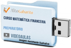 Curso Completo de Matemática Financeira – Videoaulas Pendrive