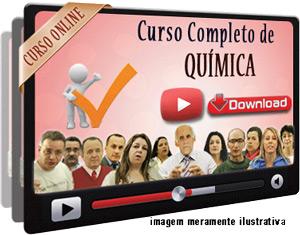 Curso Completo Química Videoaulas – Download