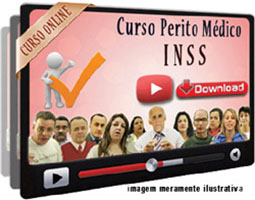 Curso Concurso INSS – Perito Médico – Videoaulas Download