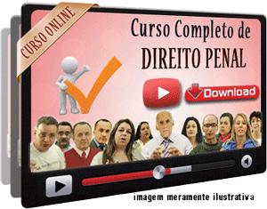 Curso Completo Direito Penal – Videoaulas Download