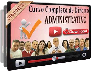 Curso Completo Direito Administrativo – Videoaulas Download