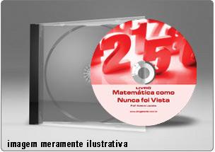 Apostila PDF Livro de Matemática como Nunca foi Vista – Download