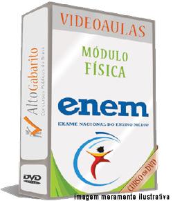 Módulo Física – Exame Nacional Ensino Médio – ENEM – Videoaulas DVDs