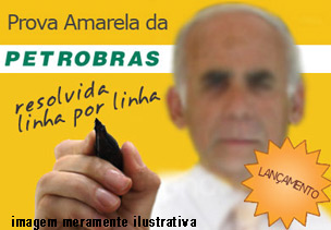 Prova Amarela de Matemática da Petrobras 2008 formato PDF – Download