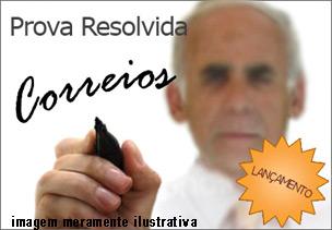 Prova Correios Atendente Comercial 2008 Matemática formato PDF – Download