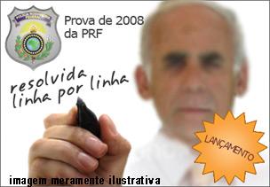 Prova PRF 2008 de Matemática Resolvida formato PDF – Download