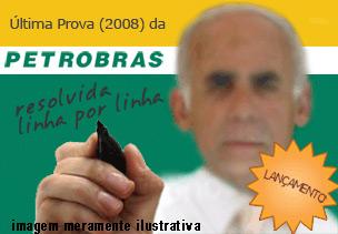 Prova Petrobras 2008 de Matemática Resolvida formato PDF – Download