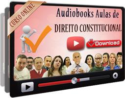 Audiobooks Aulas de Direito Constitucional – MP3 Download