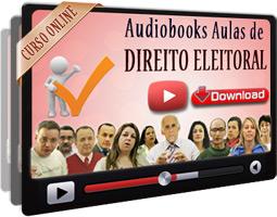Audiobooks Aulas de Direito Eleitoral – MP3 Download