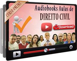 Audiobooks Aulas de Direito Civil – MP3 Download
